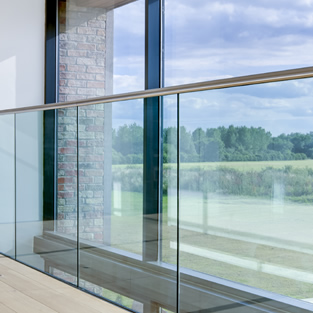 Glass Balustrades South Manchester